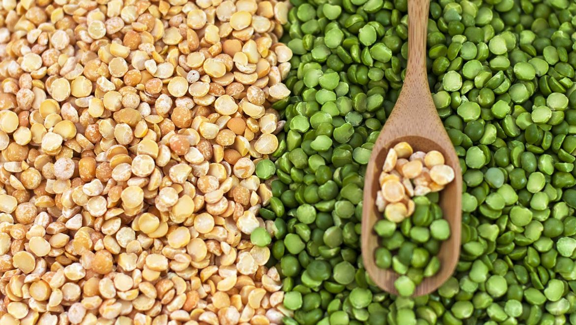 Yellow vs Green: A Peas by Peas Comparison of Two Variants